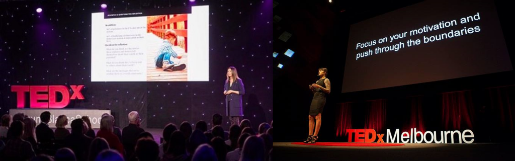 Présentations TEDX
